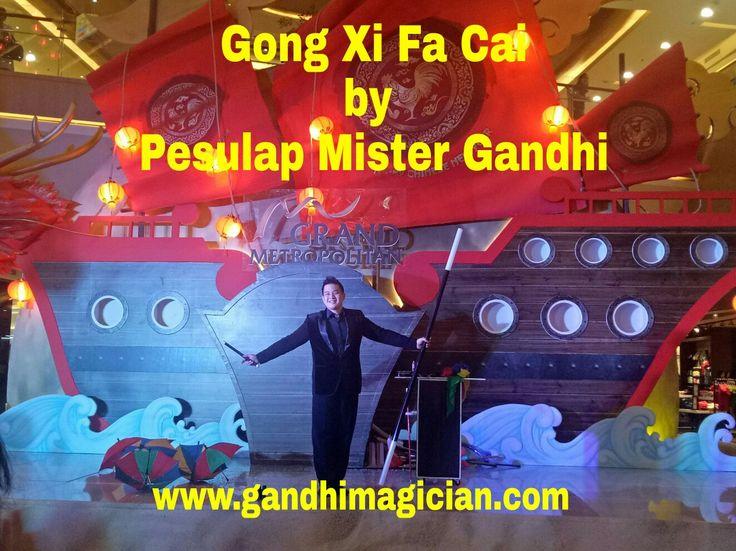 Gong Xi Fa Cai (bagi yg merayakannya)