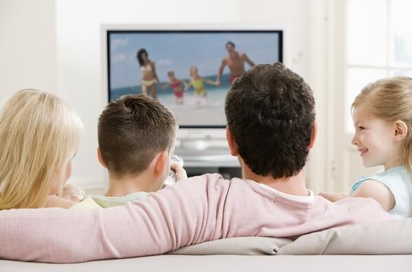 Re-live those old memories with the impact of a large screen and playback years of family enjoyment