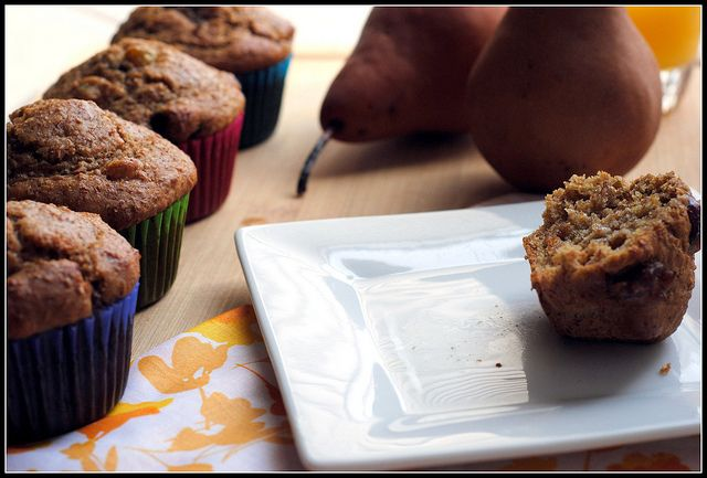 my favorite bran muffins. from prevention rd