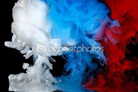 Движение цвета краски — Стоковое фото © skat57 #95886490
