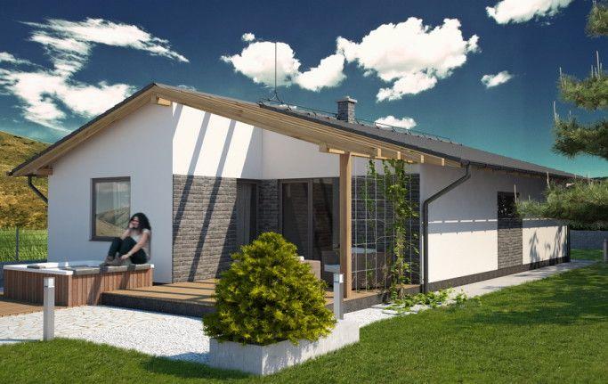 Návrh rodinného domu Stilo 5i od APEX ARCH s.r.o.
