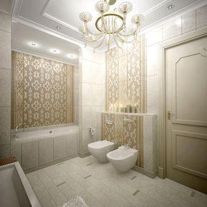 люстра для ванной