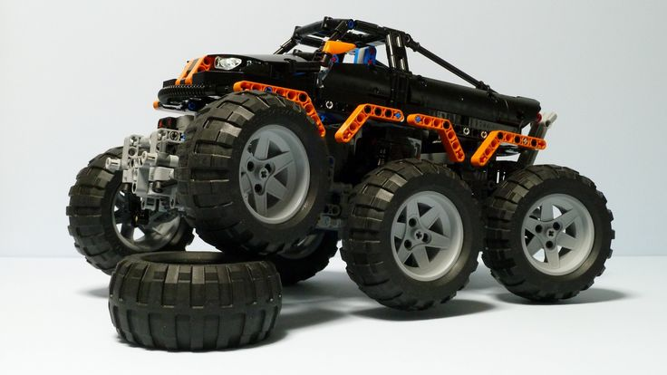 78 images about lego technic on pinterest tow truck. Black Bedroom Furniture Sets. Home Design Ideas