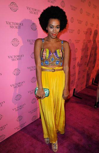 Solange Knowles! Love her trendy stlye!