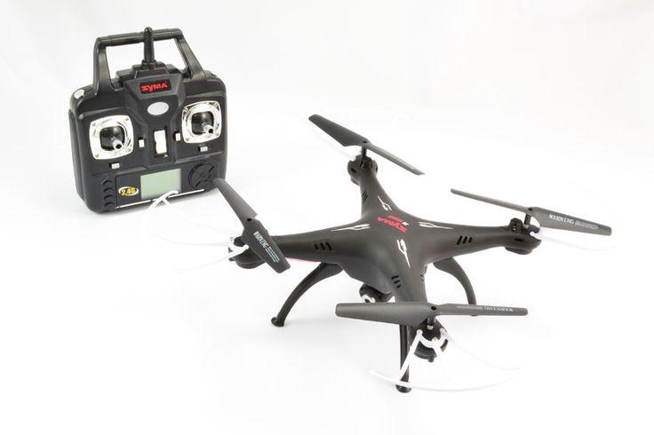 Syma X5SC Drone met HD Camera Zwart  EUR 69.99  Meer informatie