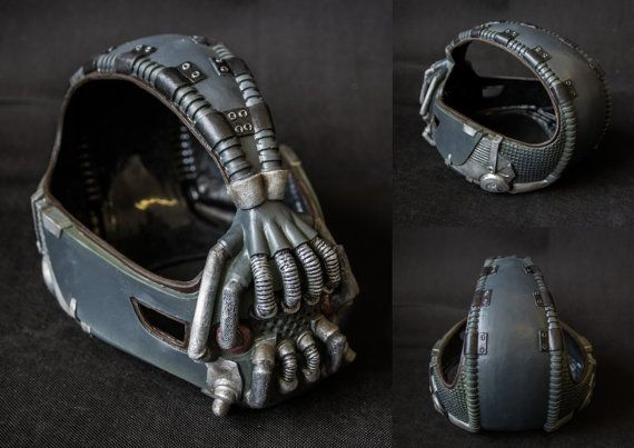 Hey, I found this really awesome Etsy listing at https://www.etsy.com/listing/93121141/bane-11-dark-knight-rises-tdkr-mask-prop