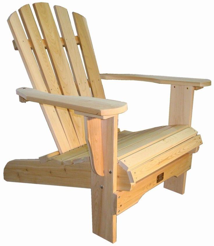 Les 25 meilleures id es de la cat gorie fauteuils adirondack sur pinterest plans chaise - Chaise adirondack france ...