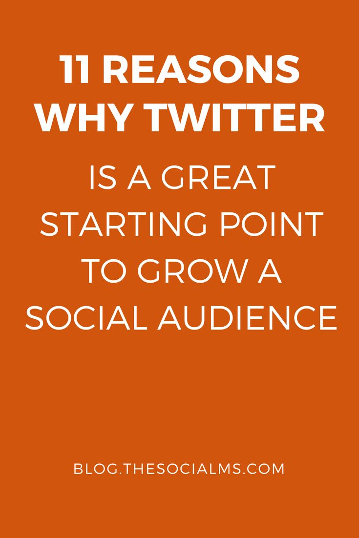 Building a social audience is not easy. Twitter is the one network where you can build a social audience and learn marketing from there.