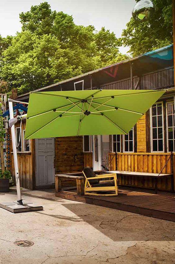 die besten 20 ampelschirm ideen auf pinterest sonnenschirm ampelschirm sonnenschirm 4x4 und. Black Bedroom Furniture Sets. Home Design Ideas