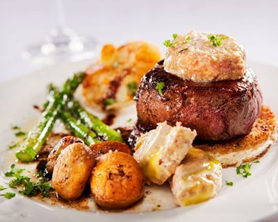 Tournedos rossini facile