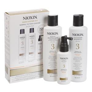 Nioxin Hair System Kit 3   Hair   BeautyBay.com
