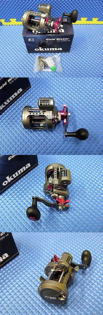 Other Fishing Reels 166159: Okuma Cold Water Trolling Line Counter Reel Ladies Edition Cw-203D-Le -> BUY IT NOW ONLY: $104.99 on eBay!