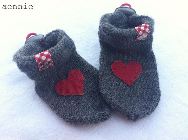 zünftige Babysocken - by aennie