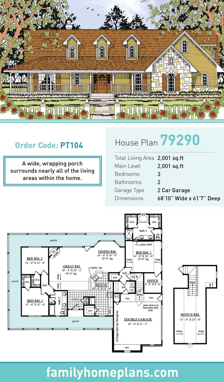 62 best country house plans images on pinterest country house country house plan 79290