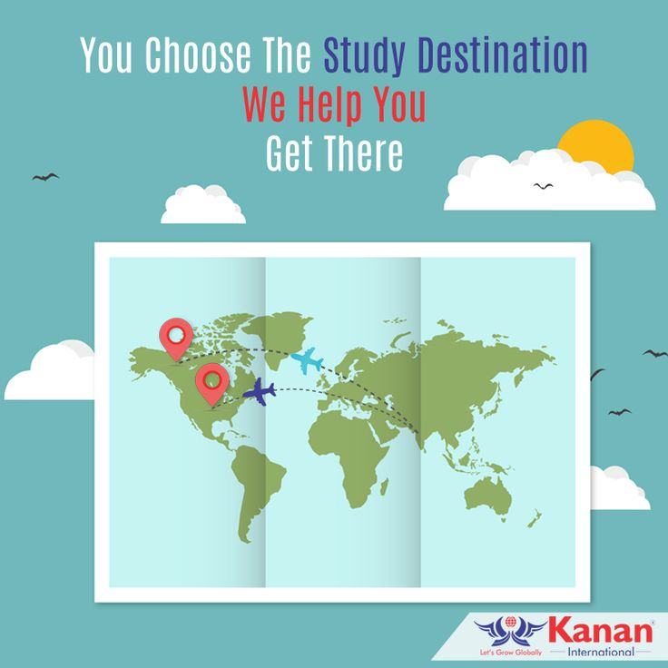 we can help you realize your dream of studying abroad from the all important