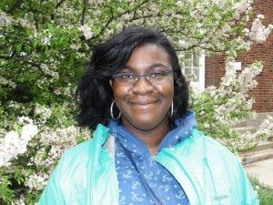 Kalamazoo College's Maya Sykes '18 has been awarded a U.S. Department of State Critical Language Scholarship to study Chinese in Beijing, China during summer 2015.