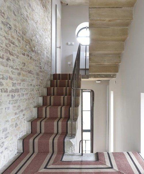 Stair flow