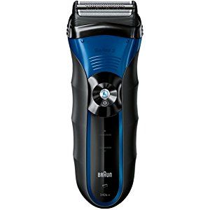 Braun Series 3 340s-4 Wet & Dry Electric Shaver - http://womensfragrancesperfumes.com/beauty/braun-series-3-340s4-wet-dry-electric-shaver-couk/