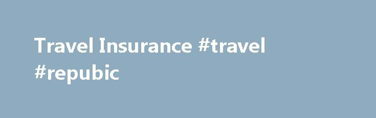 Travel Insurance #travel #repubic http://travel.remmont.com/travel-insurance-travel-repubic/  #travel insurance quotes # For your reassurance see how our annual multi-trip travel insurance compares This product has been awarded an overall rating of 4.4 / 5 from 391 customer reviews. You can choose from single trip travel insurance for one-off holidays or annual travel insurance if you ll be travelling frequently. Our travel insurance […]The post Travel Insurance #travel #repubic appeared…