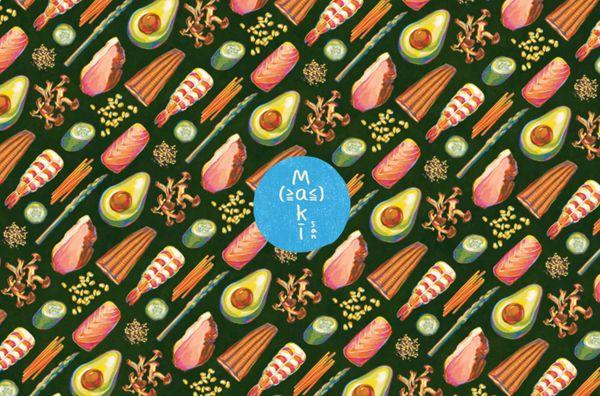 A fresh take on sushi Maki San14 A fresh take on sushi   Maki San