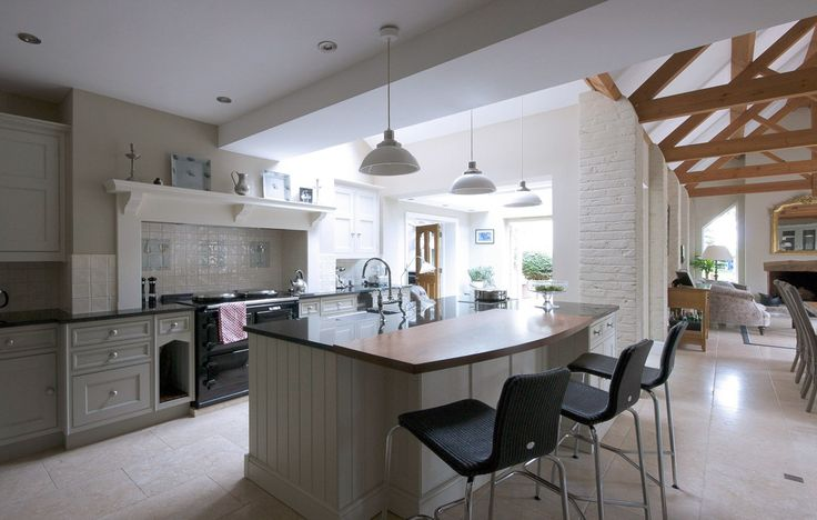 This project includes: timber and stone flooring, farrow & ball colour…