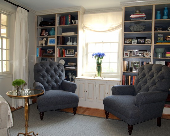 19 best ideas for my bookshelves images on pinterest book shelves bookcases and bookshelves for Living room bookcases built in