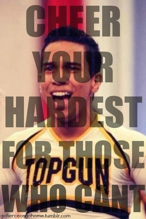 """""""cheer your hardest for those who cant"""" rip omar♥"""