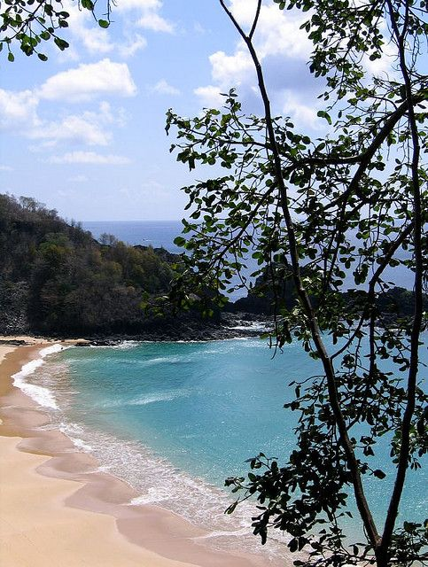 Praia do Sancho (Sancho Beach) Fernando de Noranha, Brazil