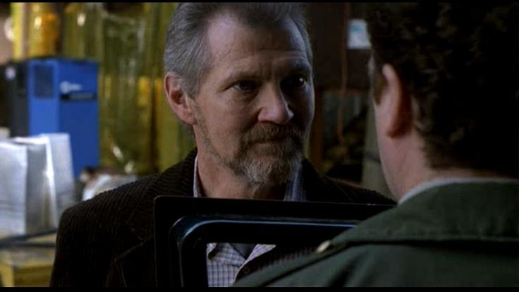 Andrew Robinson in the X Files
