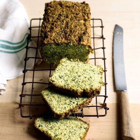 amelia freers herby green bread