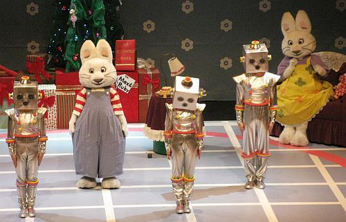 Favourite Holiday Events: The One Foot Hop to Max & Ruby in the Nutcracker Suite