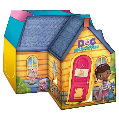 """Disney Doc McStuffins Deluxe Cottage - Playhut - Toys """"R"""" Us"""
