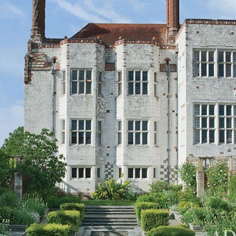 17 best images about sir edwin lutyens on pinterest military cemetery cottages and dormer windows for Architectural digest country homes