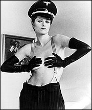 Charlotte Rampling from The Night Porter (1974)