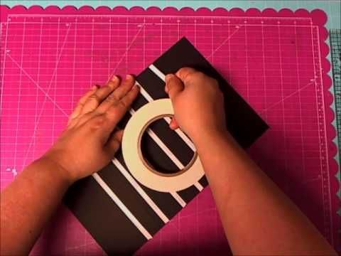 Revised Video-  Hidden Hinge Binding System Created/Designed by Kathy Orta Files, Paper Phenomenon   My Blog http://www.paperphenomenon.com