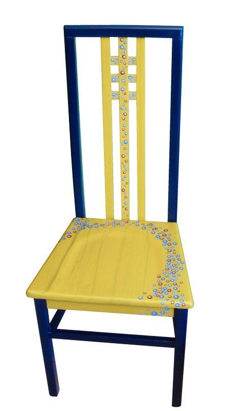 Le 25 migliori idee su sedie decorate su pinterest for Sedie decorate a mano