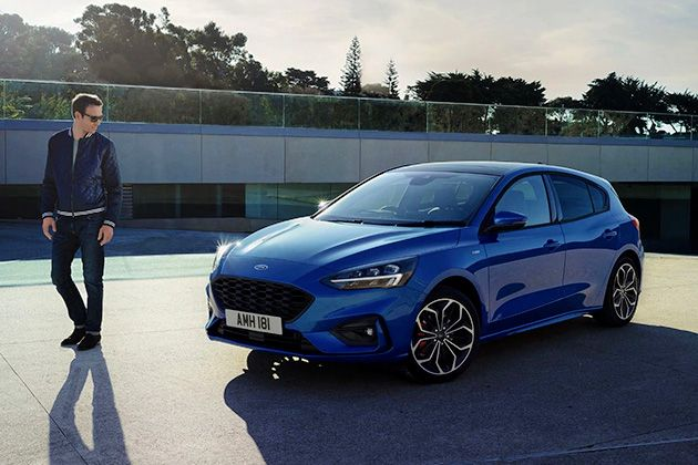 2020 Ford Focus Review In 2020 Ford Focus Ford Focus St Ford