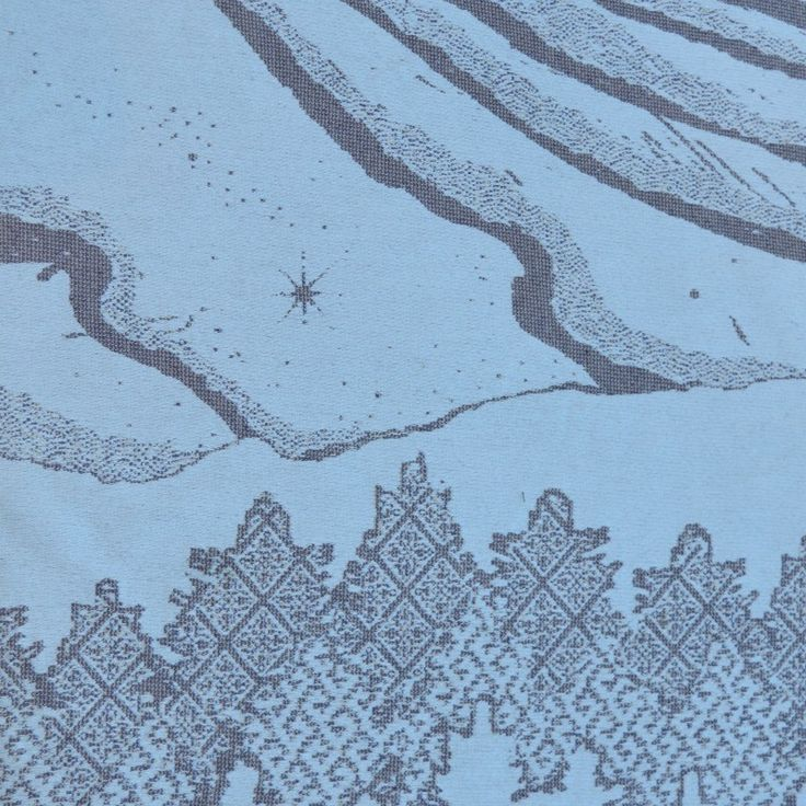 Delph Aqua Charters Moss Firespiral Slings