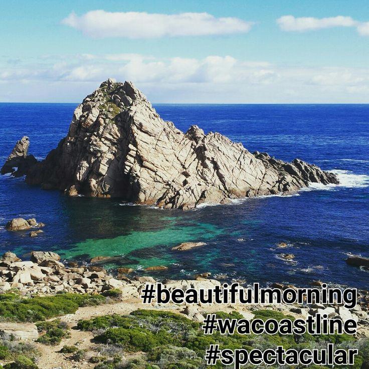Sugarloaf Rock, Naturaliste, Western Australia .