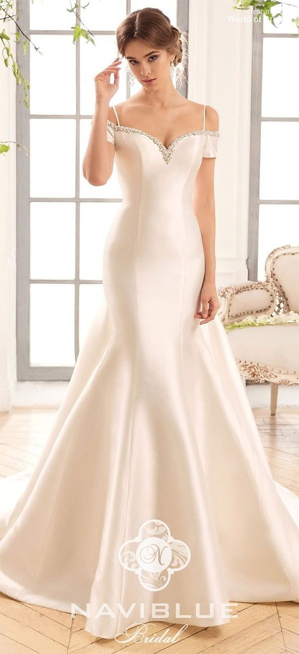 Elite wedding dresses  Naviblue  Wedding Dresses  Wedding Trumpet and Wedding dressses
