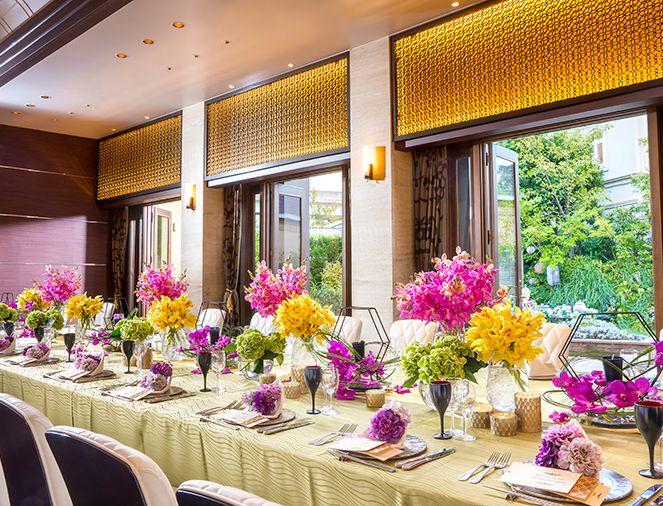 フォトギャラリー | 神戸の結婚式場 ア・ラ・モードパレ&ザ・リゾート