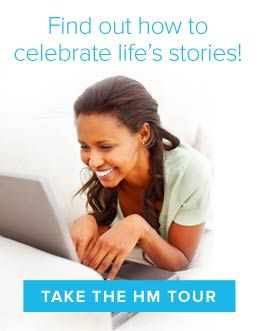 Start here to enter the world of Heritage Makers. http://www.PicturesWithStories.com