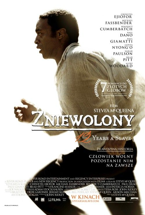 Zniewolony. 12 Years a Slave / 12 Years a Slave