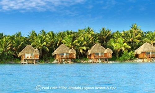Aitutaki Lagoon Resort Spa Cook Island Destination