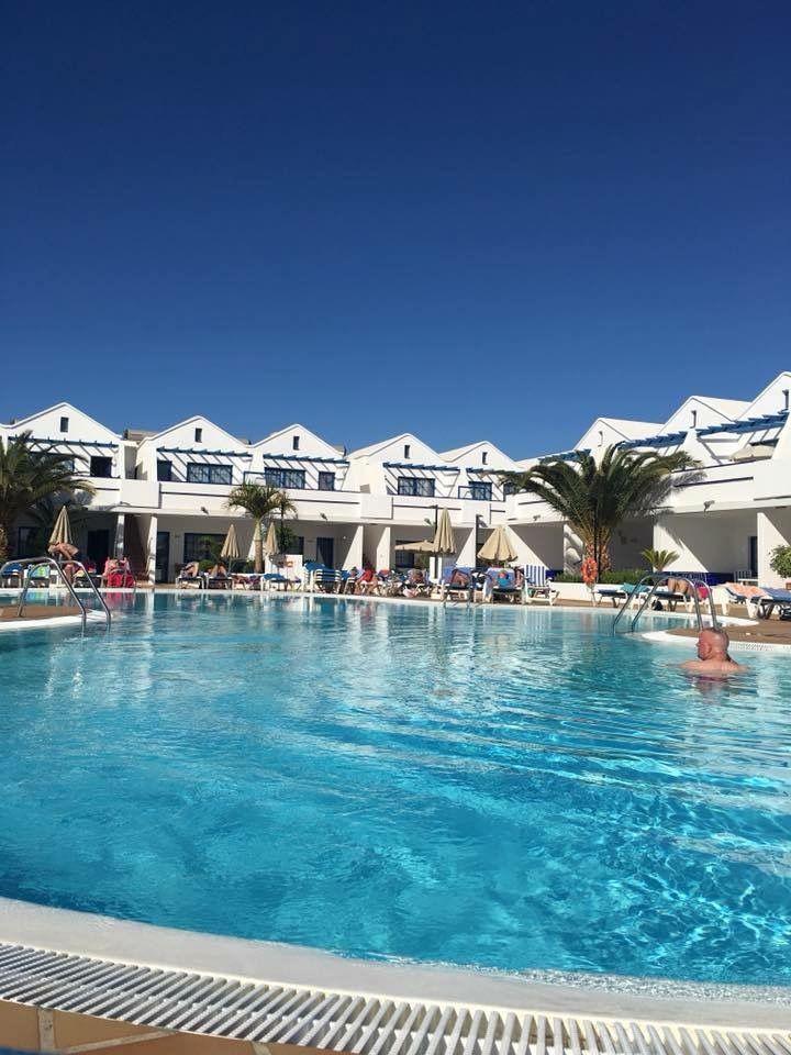 Cino Plaza Hotel in Puerto Del Carmen Lanzarote Spain