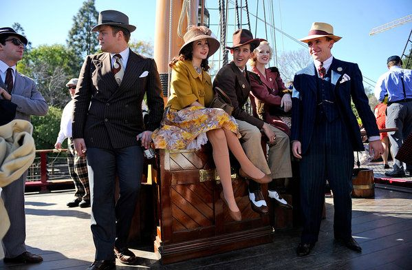 On Dapper Day at Disneyland, its cool not to be casual - latimes.com.