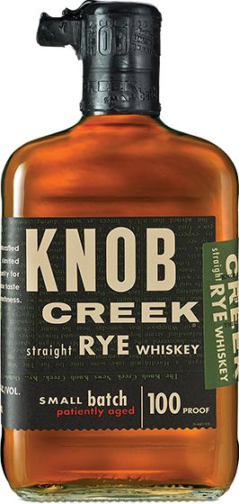 Rye Whiskey | Knob Creek Rye Small Batch Whiskey