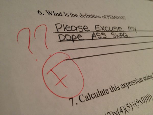 The Best Funny Exam Answers Ideas On Pinterest Funniest Kid - 32 hilarious kids test answers
