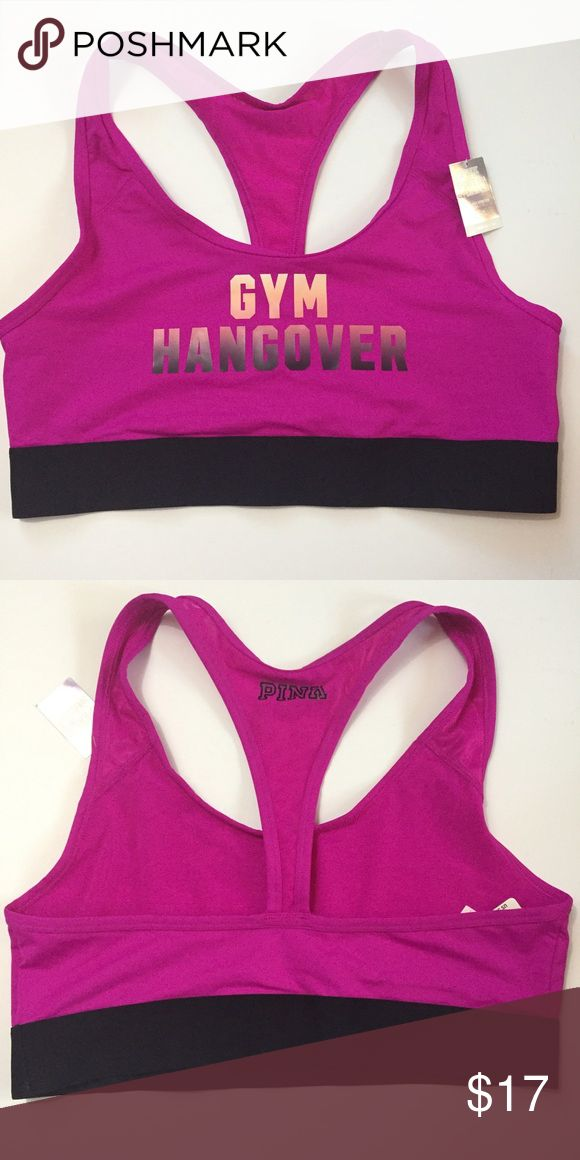 7ee45d8817 Pink Friday Sports Bra NWT