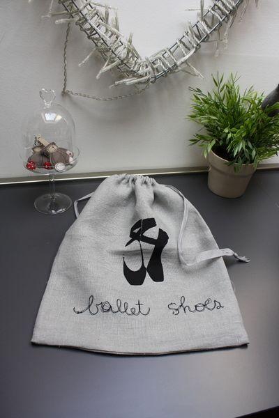 Sacchetto per scarpe/palestra di NotOnlyTeddy su DaWanda.com